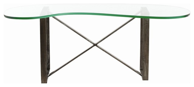 Frazier Coffee Table industrial-coffee-tables