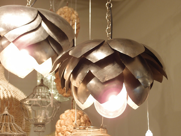 Lazy Susan Lighting eclectic pendant lighting