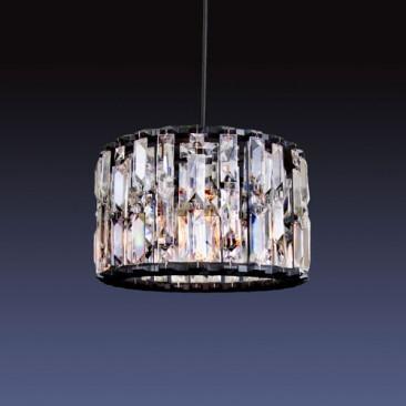Michael McHale Designs | Crystal Gear Pendant pendant-lighting