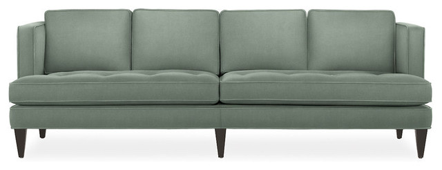 Eclectic Sofa : Hutton Sofa - Eclectic - Sofas - other metro - by Room & Board