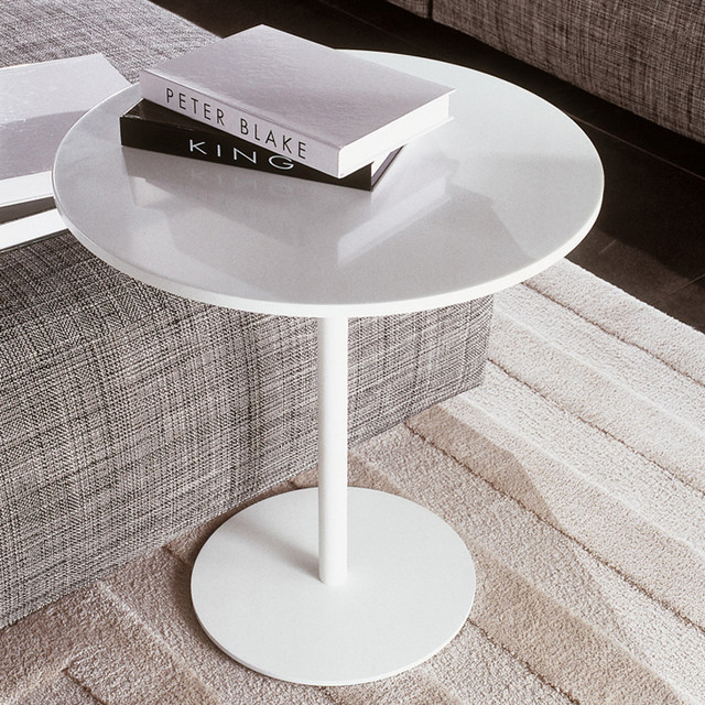 Minotti Bellagio Corian Coffee Table Modern Coffee Tables By Switch Modern