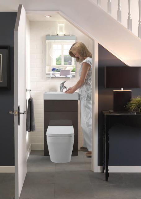 Eco Bathrooms Furniture contemporary-rendering