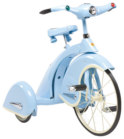 Sky King Tricycles for Kids Blue traditional-kids-toys-and-games