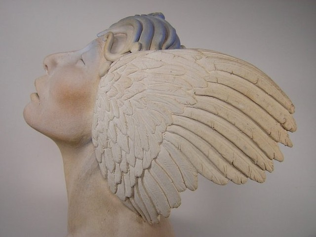 Winged Goddess - Mediterranean - Home Decor - other metro ...