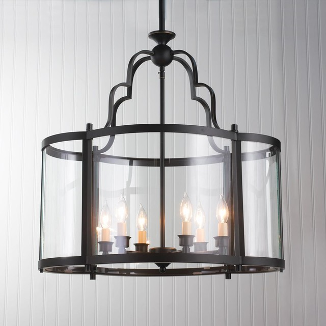 Oval Quatrefoil Lantern Large Outdoor Hanging Lights By Shades Of Light