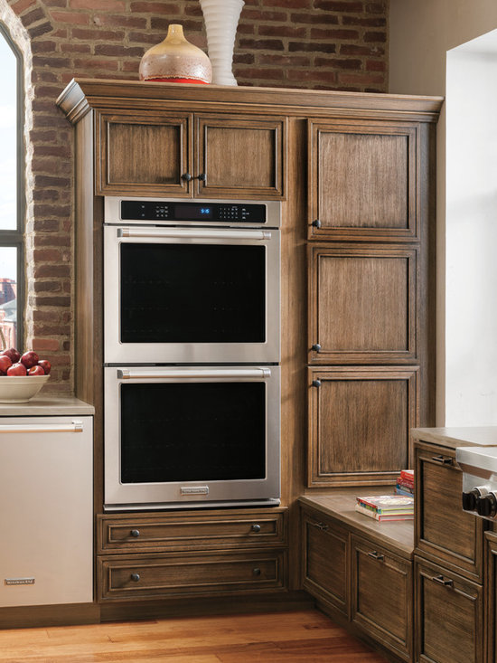 Omega Double Oven Cabinet -