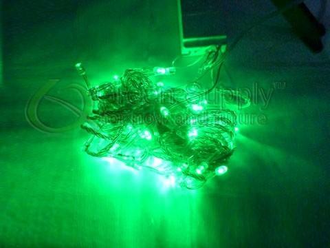 Under $10 Sale: LED String Lights - Green Color (10 Meters or 32.8 Feet Long) lighting