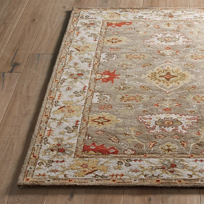 Collins Indoor Rug Grandin Road Traditional Outdoor