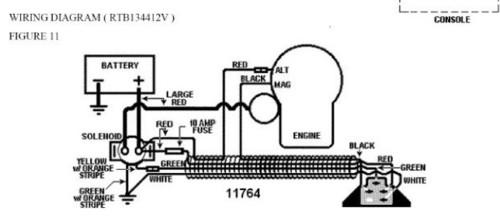 B Amp S 12 5hp Engine Help Please