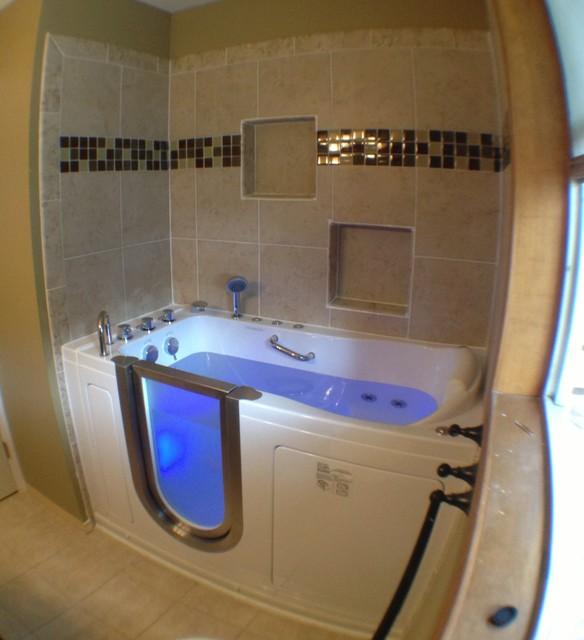 Walk In Tub Modern Bathtubs Austin By Texas Ada