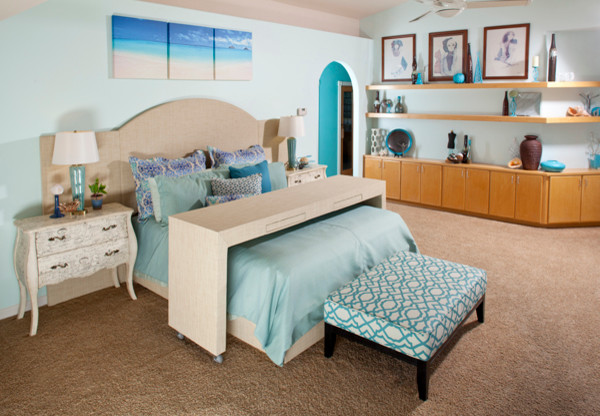 Life's a Beach, live it all year long… tropical-headboards