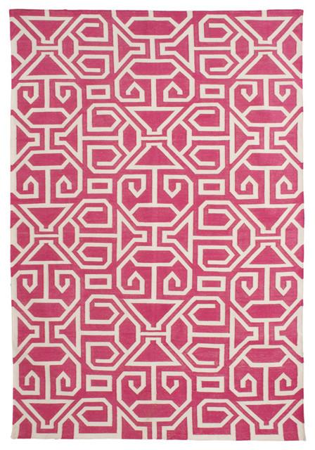 Pushkar Jaipuri6 x 9Rug eclectic-rugs