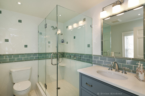 Love what you did in a 5 39 x 8 39 bathroom for Bathroom designs 6 x 10