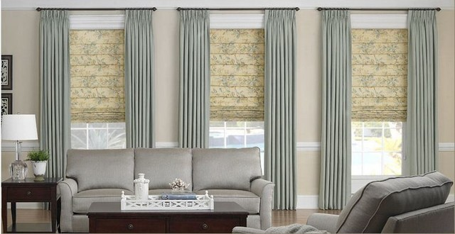 Windows U0026 Doors / Window Treatments / Blinds U0026 Shades / Roman Shades Part 20