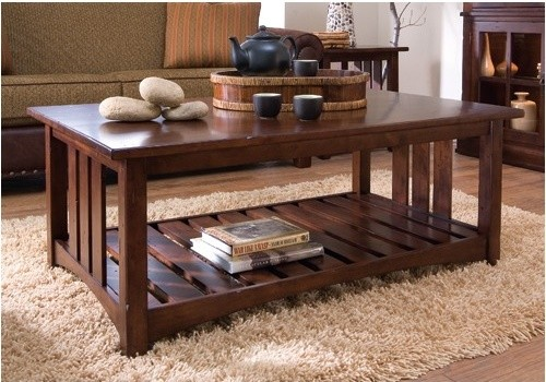 Stonewater Coffee Table modern-coffee-tables