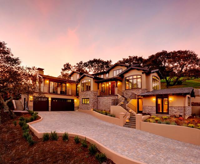 Hillside Estate contemporary