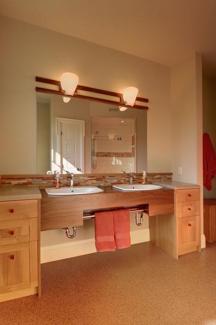 Childrens Bath contemporary-bathroom