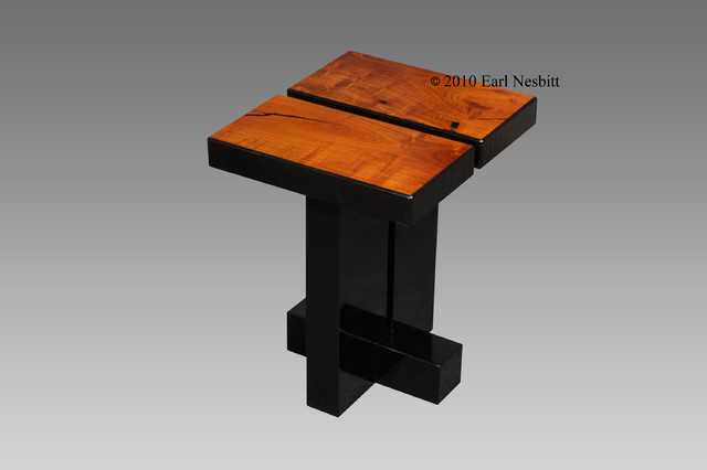 Mesquite end table contemporary side tables and accent tables