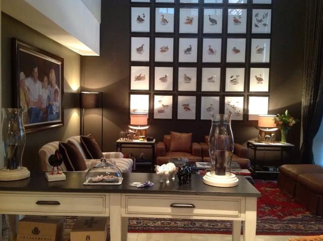Lounge in Jozi