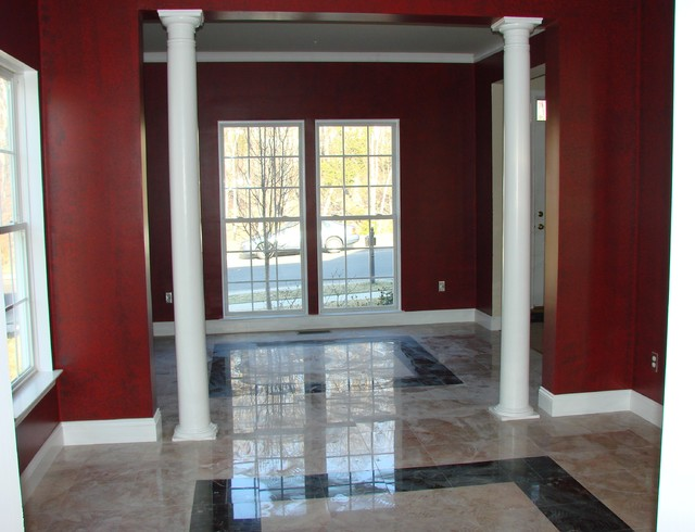 Sterling Residence Dining Room traditional