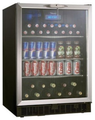 Danby DBC514BLS Beverage Center Wine Cooler modern-wine-and-bar-tools