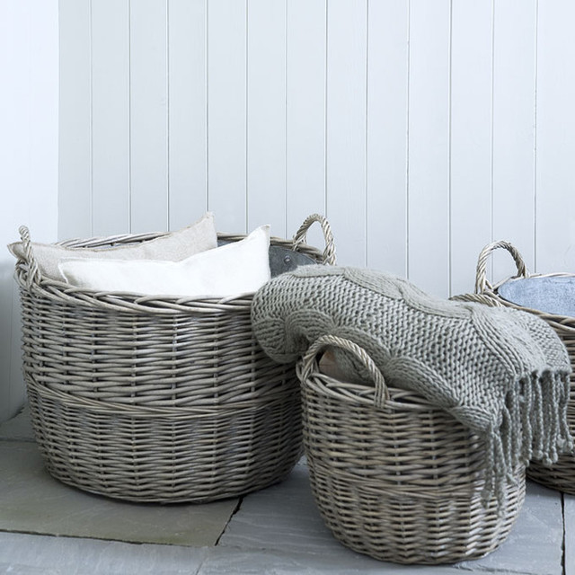 traditional baskets by Rowen & Wren