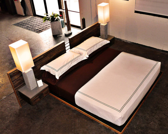 Zen Floating Bed -