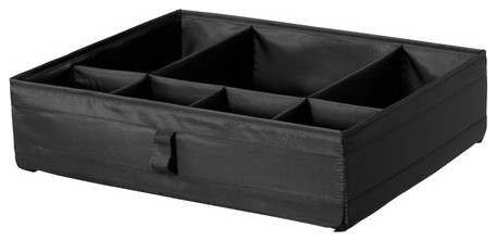 SKUBB Box with compartments modern-storage-bins-and-boxes