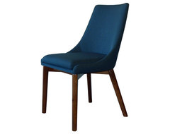 Pascal Dining Chair, Azure modern-dining-chairs