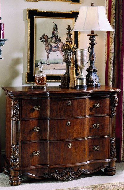 Pulaski Furniture Edwardian Bachelors Chest 242125 Traditional Accent Chests And