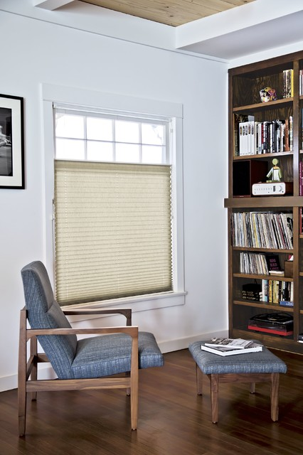 Smith and noble classic pleated shades contemporary for Smith and noble shades