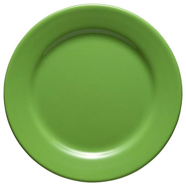 Waechtersbach Fun Factory Green Apple Salad Plates Set Of