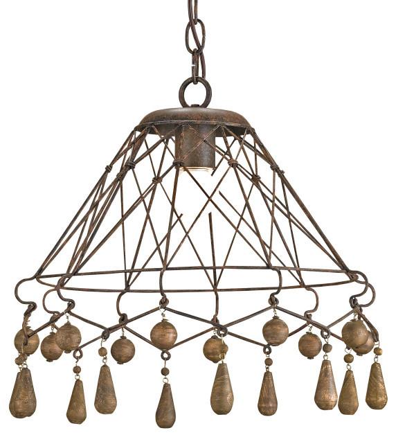 Tinkers Pendant eclectic-pendant-lighting