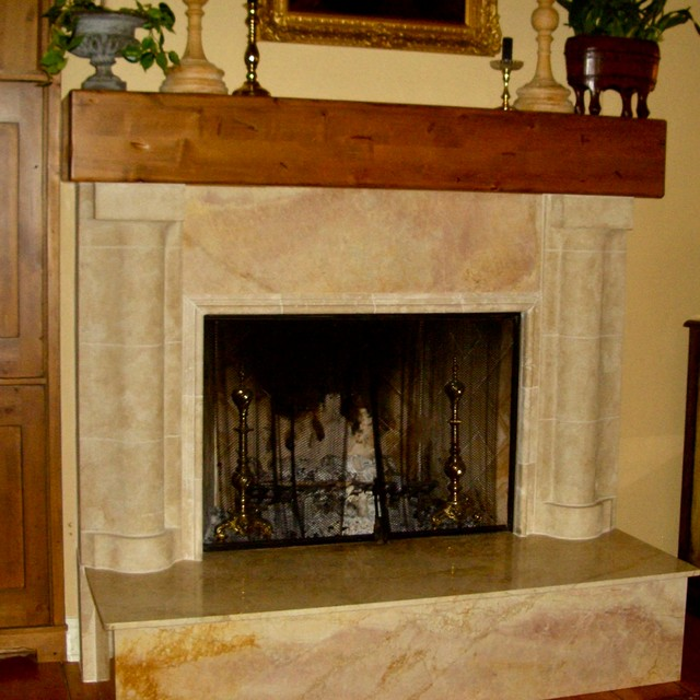 fireplace mantels other metro by world plaster