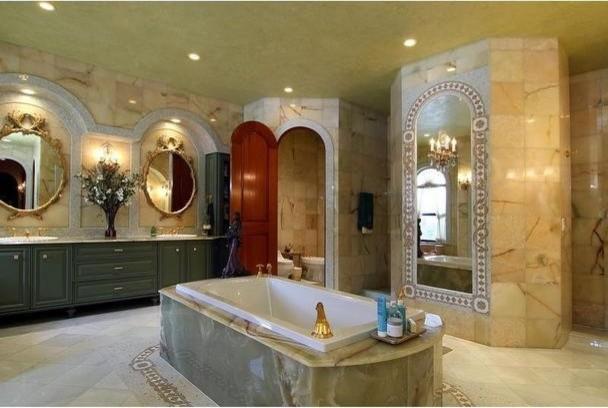 Exquisite100-acre Luxury Equestrian Estate mediterranean