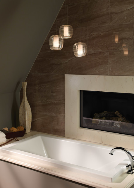 Otto pendant bathroom vanity lighting by tech lighting for Pendant lighting for bathroom vanity