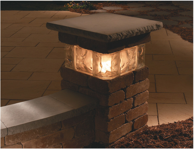 glass necessories outdoor living kits modern outdoor lighting