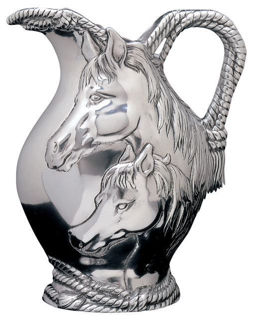 Horse/Rope Pitcher traditional-pitchers