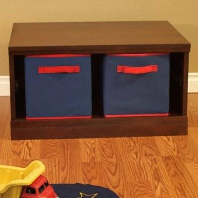 Makena 1 Piece Modular Storage - Open Base modern-baskets