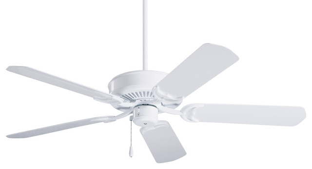 """Emerson CF654WW Indoor/Outdoor 52"""" Ceiling Fan transitional-ceiling-fans"""