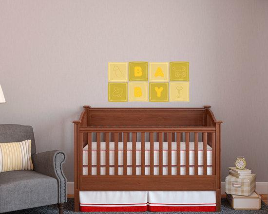Nursery Decals -