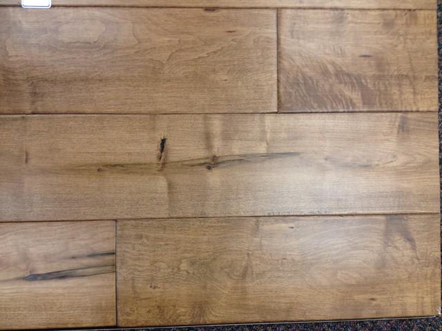 Solid maple hardwood flooring portland by area floors for Maple wood flooring