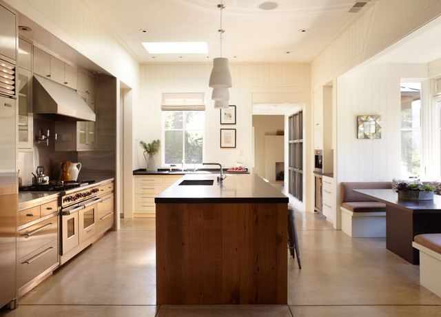 Balanced Proportions modern-kitchen