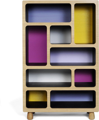 Contemporary Storage Cabinets by CoucouManou