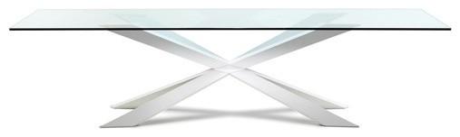 Cattelan Italia | Spyder 79 in Rectangle Dining Table modern-dining-tables