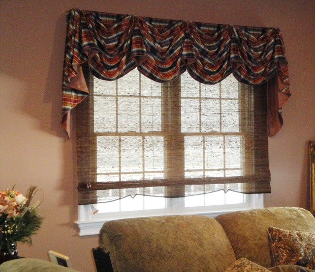 design expectations rustic window treatments new