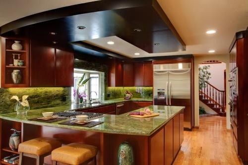 Kitchens and Great Rooms asian-kitchen