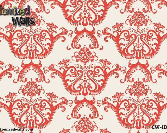 Custom Printed Wallpaper and Murals- Great for accent walls -