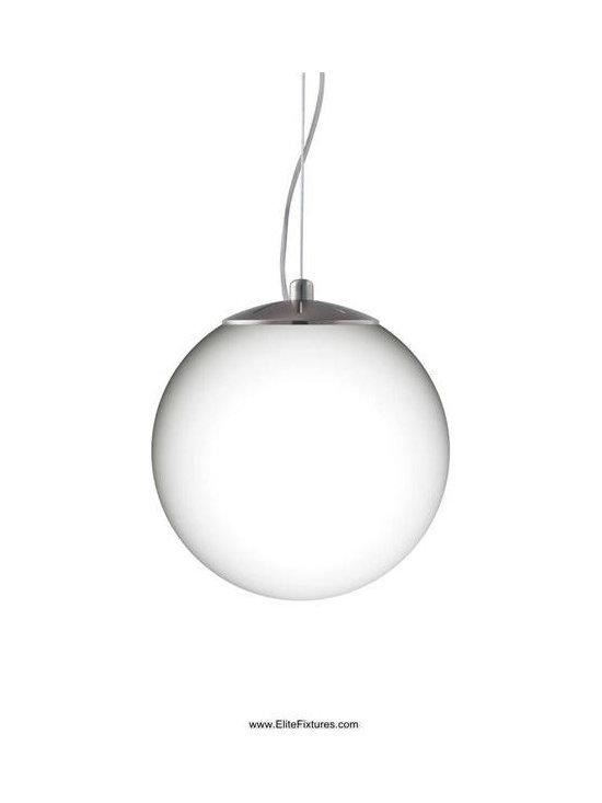 Besa Lighting 1KX-432807-SN Pendant -
