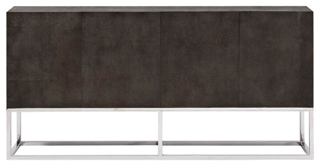 Shagreen Sideboard Traditional Buffets And Sideboards